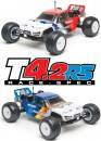 TEAM ASSOCIATED T4.2RS Brushless-2WD 1:10 Truggy RTR 2.4G Thunder Tiger 0307039