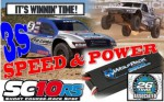 TEAM ASSOCIATED SC10RS Brushless 3S-SPEED RTR2.4G Pro Comp Thund