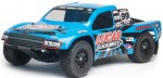 TEAM ASSOCIATED SC10 RS Brushless RTR 2.4G SLICK MIST Thunder Ti