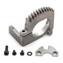 Q-Serie Motor-Halterung mit Kühlrippen, Stahl, Set Thunder Tiger 0307136