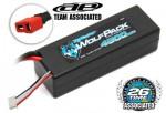 TEAM ASSOCIATED LiPo 14,8V Hardcase 4500mAh 25C WolfPack Thunder