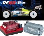 TEAM ASSOCIATED RC8.2e FT Kit + NOSRAM Brushless COMBO Thunder T