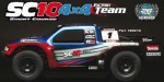 TEAM ASSOCIATED SC10 4x4 FT Short-Course Truck 1:10 Thunder Tige