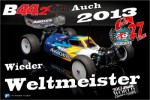 WELTMEISTER 2013 - B44.2 4WD Buggy FT Super Combo Thunder Tiger