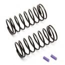 Big Bore 12mm Federn, Vorne, Purple (4.20) (2) Thunder Tiger 03091334
