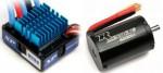XP Brushless COMBO SC1200 + 550-SL 4000kV SHORT COURSE Thunder T