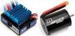 XP Brushless COMBO SC700 + 540-SL 3900kV Thunder Tiger 030966