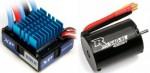 XP Brushless COMBO SC700 + 540-SL 4900kV Thunder Tiger 030967