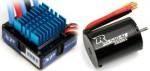 XP Brushless COMBO SC1200 + 540-SL 3300kV Thunder Tiger 030983