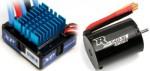XP Brushless COMBO SC1200 + 540-SL 4900kV Thunder Tiger 030985