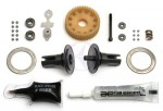 SC10/RC10B/T4.1 Kugel-Differential Komplett-Set Thunder Tiger 0309853