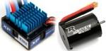 XP Brushless COMBO SC1200 + 540-SL 6100kV Thunder Tiger 030986