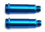 Dämpfer-Gehäuse, Alu, V2 RTR-Version, 1.39, Blau (2) Thunder Tiger 0309885