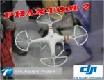 DJI PHANTOM 2 & VISION Propeller Protectoren, Set Thunder Tiger 036P2-17