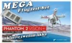 DJI PHANTOM 2 VISION PLUS V3 QuadroCopter GPS RTF 036VPLUS2A