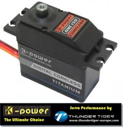 K-POWER by TTE Servo Digital Coreless DMC150 Thunder Tiger 042DMC150
