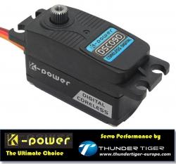 K-POWER by TTE Low Profile Servo Digital Coreless DSC090 Thunder Tiger 042DSC090