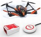 X650 Quadrocopter, Kit inkl. Antriebsset, DJI Naza Lite GPS Thunder Tiger 4000-K11NL