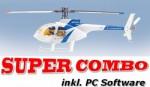 INNOVATOR MD530 RTF 2.4G SUPER COMBO M2 Thunder Tiger 4720-F05G2