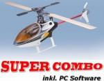 INNOVATOR EXPERT RTF 2.4G SUPER COMBO M2 inkl. PC-Software Thund