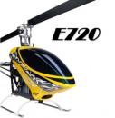 Raptor E720 Flybarless Elektr Thunder Tiger 4791-K10Y