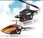 Raptor E820 Flybarless Elektro Helikopter Baukasten Thunder Tige