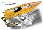 OLYMPIAN Brushless 6S EXTREME-Power-Boot RTR GELB Thunder Tiger 5127-F11Y
