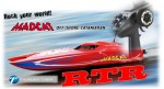 MADCAT OBL RTR Brushless Kompakt-Power-Katamaran 2.4GHz Thunder Tiger 5130-F11R