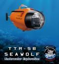 SEAWOLF SPORT U-Boot RTR, BL Antrieb inkl. LiFe Akku Thunder Tig