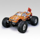 MTA4 S28 4WD Nitro Monster 4,63ccm RTR 2,4 ORANGE 2-Gang V/R Thu