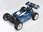 EB-4 G3 1:8 Buggy 4WD RTR Brushless 2,4GHz Farbe Blau Thunder Ti