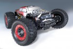 MT-4 G3 Monster truck 1:8 Brushless RTR 2,4GHz Rot Thunder Tiger