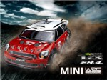ER4 G3 1:8 4WD RALLY-CAR ARTR MINI WRC John Cooper Thunder Tiger
