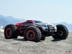 e-MTA 1:8 4WD Brushless ULTIMATE-MONSTER Truck RTR, ROT Thunder