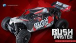 BUSH MASTER 1:8 Brushless 4WD Terra-Race-Buggy ROT RTR Thunder Tiger 6410-F112