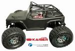 KAISER e-MTA 1:8 Brushless 4WD 6S Monster-Truck SCHWARZ RTR Thunder Tiger 6411-F111