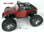 KAISER e-MTA 1:8 Brushless 4WD 6S Monster-Truck ROT RTR Thunder Tiger 6411-F112
