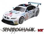 SPARROWHAWK VX 1:10 4WD TC Elo RTR BMW M3 GT-2 2.4G iFHss+ Thund