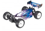SPARROWHAWK XB 1:10 4WD E-Buggy RTR 2.4G iFss+ P2 BLAU Thunder T