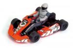 KT8 GO-Kart 1:8 Brushless RTR 5500KV, 2.4GHz, ORANGE Thunder Tig