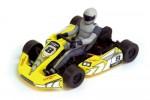 KT8 GO-Kart 1:8 Brushless RTR 5500KV, 2.4GHz, GELB Thunder Tiger