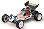 PHOENIX XB 2WD Brushless Buggy 1:10 RTR 2.4G ORANGE Flames Thund