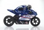SB5 Renn-Motorrad 1:5 Brushless RTR 3900KV BLAU 2.4G iFHSS+ Thun