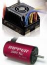 1:8 Brushless COMBO BLC-80C PLUS + RIPPER 2000KV Motor Thunder Tiger 8080SET