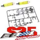 EB4 S2.5 RALLY Stoßdämpfer, Vorne, Alu, Komplett-Set (2) Thunder Tiger PD0561-T-1