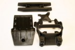 e-MTA Ramm-Schutz, Hinten, Set Thunder Tiger PD09-0075