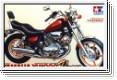 YAMAHA XV 1000 VIRAGO Tamiya 14044