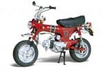 1:6 Motorrad Honda DAX Bausatz Tamiya 16002 300016002