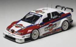 1:24 Alfa Romeo V6 TI Martini 1996 Tamiya 24176 300024176