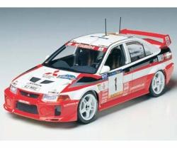 1:24 Mitsubishi Lancer Evo.V WRC Tamiya 24203 300024203
